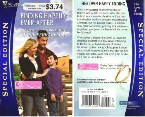 Ferrarella, Marie / Finding Happily-Ever-After (2010) / Silhouette Books (Paperback)