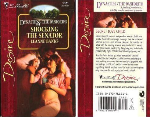 Banks, Leanne / Shocking the Senator (2004) / Silhouette Books (Paperback)