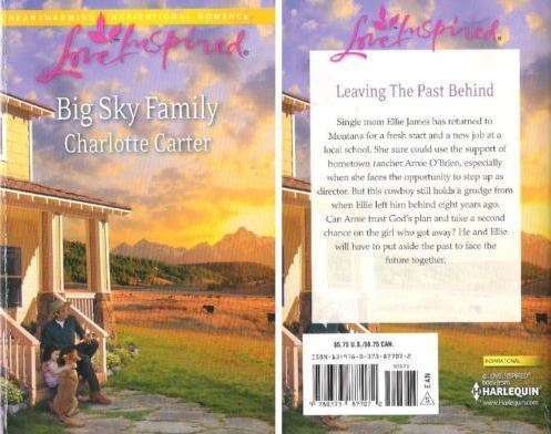 Carter, Charlotte / Big Sky Family (2011) / Harlequin Books (Paperback)