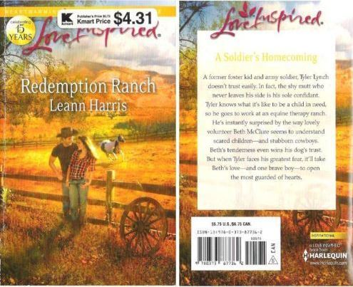 Harris, Leann / Redemption Ranch (2012) / Harlequin Books (Paperback)