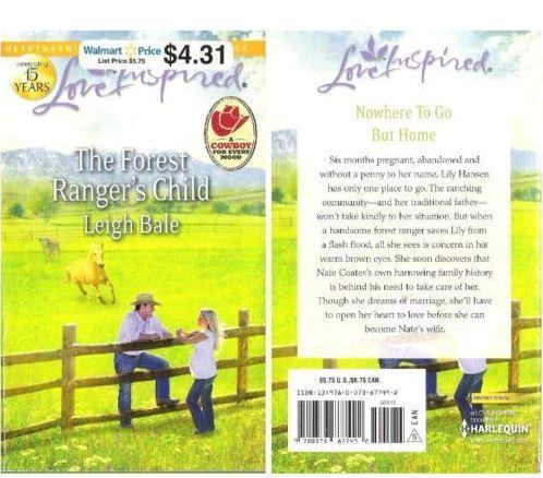 Bale, Leigh / The Forest Ranger's Child (2012) / Harlequin Books (Paperback)