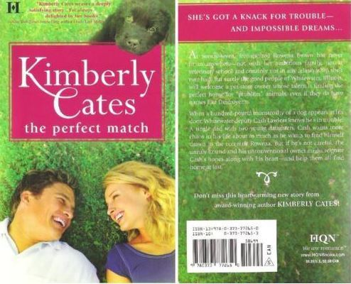 Cates, Kimberly / The Perfect Match (2007) / HQN Books (Paperback)