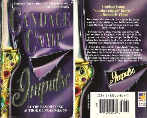 Camp, Candace / Impulse (1997) / Mira Books (Paperback)