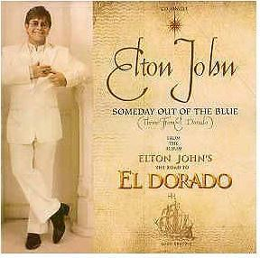 John, Elton / Someday Out of the Blue (2000) / DreamWorks 59039-2 (CD Single)
