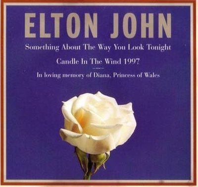 John, Elton / Candle in the Wind 1997 (1997) / Rocket 31456 8108-2 (CD Single)