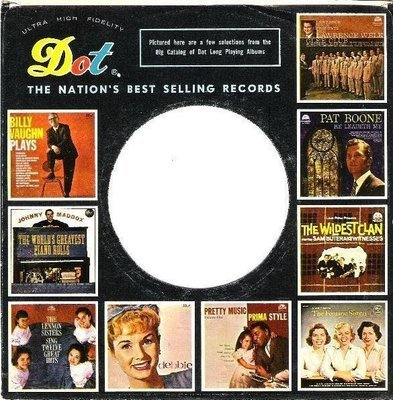 Dot / The Nation's Best Selling Records (1960's) /