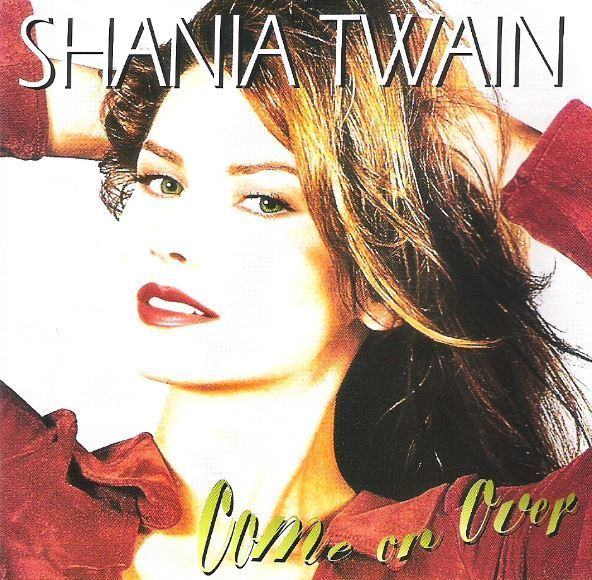 Twain, Shania / Come On Over (1997) / Mercury 314-536 003-2 (CD)