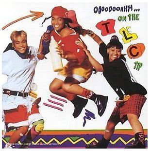 TLC / Ooooooohhh...On the TLC Tip (1992) / LaFace 26003-2 (CD)