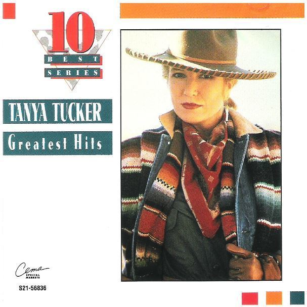Tucker, Tanya / Greatest Hits (1993) / Cema Special Markets S21-56836 (CD)