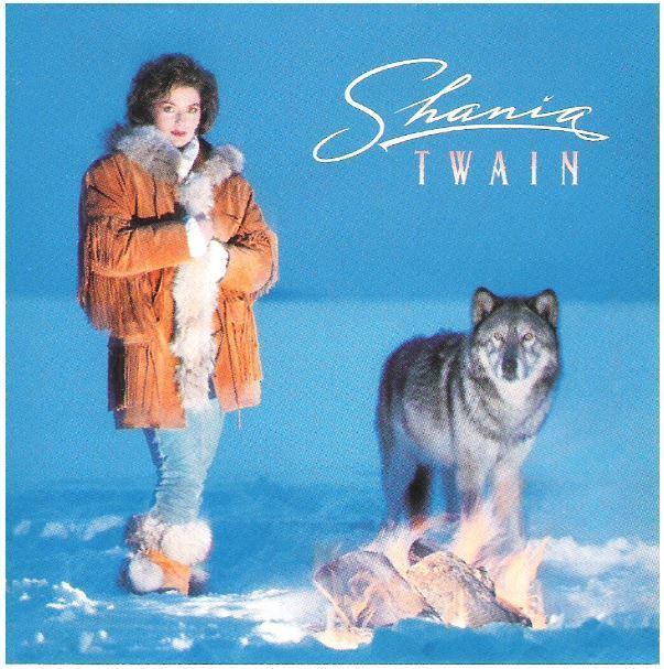 Twain, Shania / Shania Twain (1993) / Mercury P2-14422 (CD)