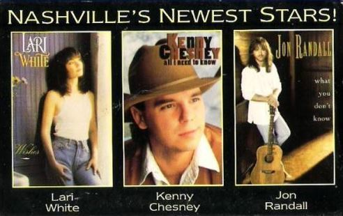 Various Artists / Nashville's Newest Stars! (1995) / RCA RLG-66644-4 (Cassette)