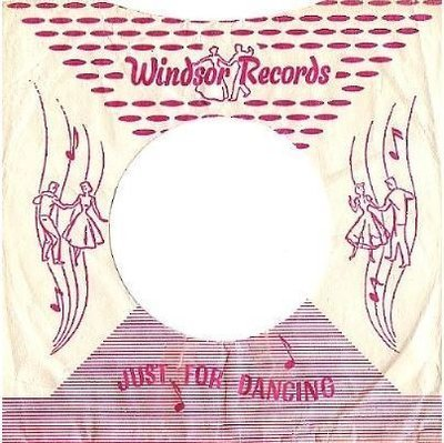 Windsor / Just For Dancing / White-Red (Record Company Sleeve, 7