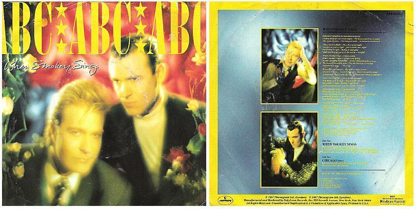 "ABC / When Smokey Sings (1987) / Mercury 888 604-7 (Single, 7"" Vinyl)"