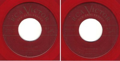 Iturbi, Jose / Clair De Lune (Moonlight) / RCA Victor (Red Seal) 49-0176 (Single, 7