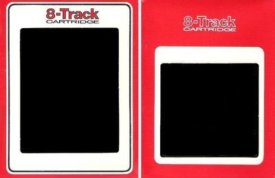 RCA Music Service / Red-White-Black (8-Track Sleeve)