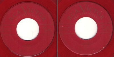 Anderson, Marian / Ave Maria (Hail, Mary) (1952) / RCA Victor (Red Seal) 49-0136 (Single, 7
