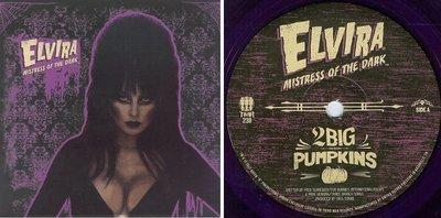 Elvira / 2 Big Pumpkins (2014) / Third Man TMR-238 (Single, 7