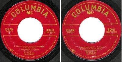Ellis, Ray / Ellis In Wonderland (1957) / Columbia B-9931 (EP, 7