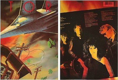 Storm / Storm (1983) / Capitol ST-12259 (Album Cover) / Promo