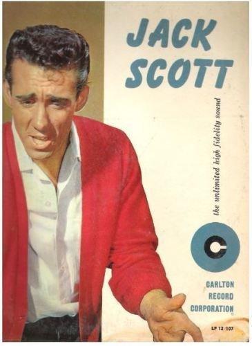 "Scott, Jack / Jack Scott (1959) / Carlton LP12/107 (Album, 12"" Vinyl)"