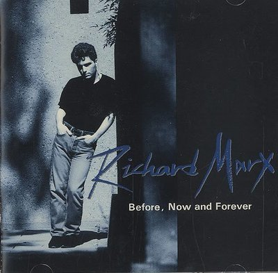 Marx, Richard / Before, Now and Forever (1993) / Capitol PCD-0440-0441 (CD) / 2 CD Set / Promo / Japan