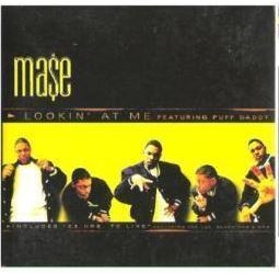 Mase / Lookin' At Me (1998) / Bad Boy 79176 (CD Single)