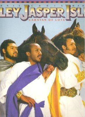 Isley - Jasper - Isley / Caravan of Love (1985) / Promo (Album Flat)