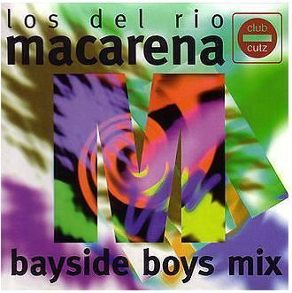 Los Del Rio / Macarena (Bayside Boys Mix) (1995) / RCA 64407-2 (CD Single)