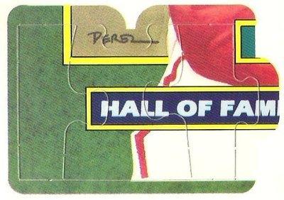 Musial, Stan / St. Louis Cardinals (1988) / Donruss Puzzle Card / Pieces 55, 56 + 57 (Baseball Card)