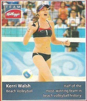 Walsh, Kerri / USA Olympic Team (2012) / Beach Volleyball (Trading Card)
