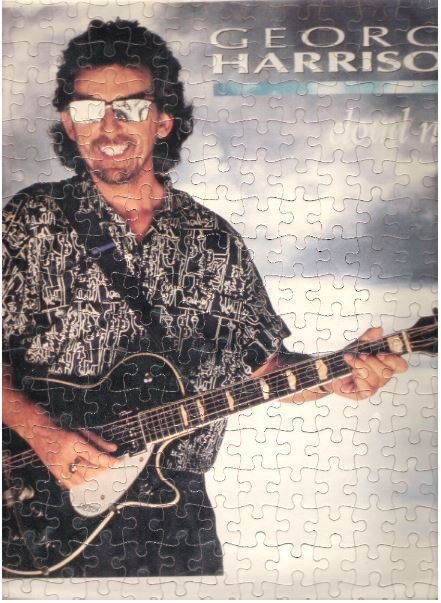 Harrison, George / Cloud Nine (1987) / Reliance Color Lab (Jigsaw Puzzle)