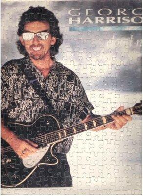 Harrison, George / Cloud Nine (1987) / Reliance Color Lab (Jigsaw Puzzle)