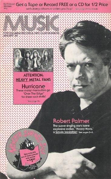 Palmer, Robert / Music / January | Catalog (1989)