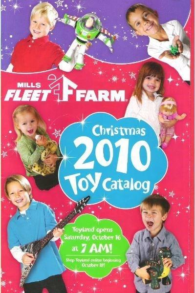 Mills Fleet Farm / Christmas 2010 Toy Catalog / October 2010 | Catalog (2010)