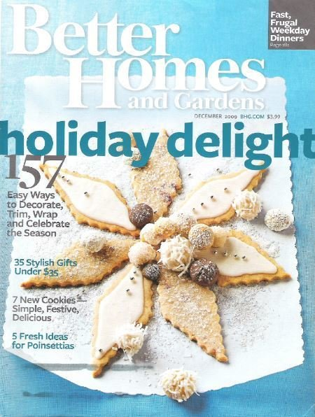 Better Homes and Gardens / Holiday Delight / December 2009 | Magazine (2009)