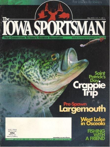 Iowa Sportsman / Crappie Trip / May 2009 | Magazine (2009)