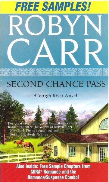 Carr, Robyn / Second Chance Pass | Mira Romance | Book Sample (2008)