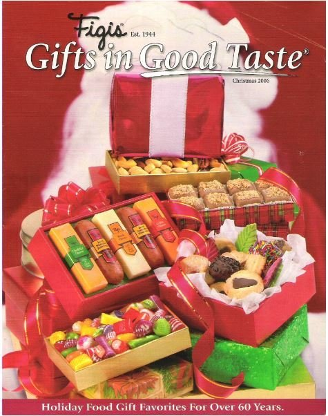 Figi's / Holiday Food Gift Favorites For Over 60 Years / Christmas 2006 | Catalog (2006)