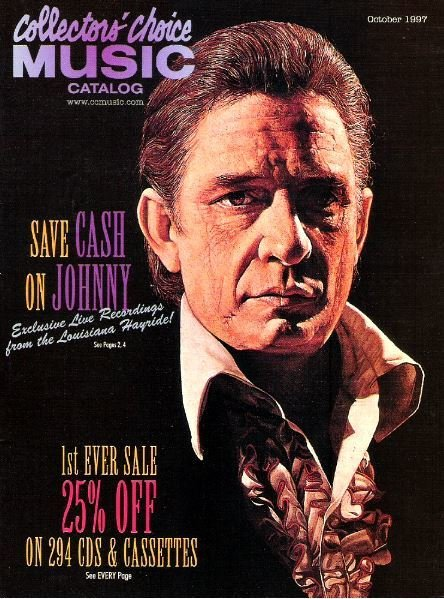 Cash, Johnny / Collectors' Choice Music / October 1997 | Catalog (1997)