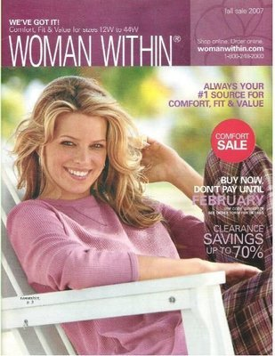 Woman Within / Comfort Sale / Fall Sale 2007 | Catalog (2007)