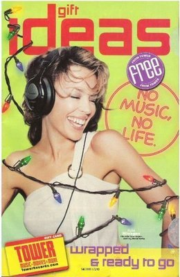 Minogue, Kylie / Tower Records / December 2002 | Catalog (2002)