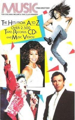Various Artists / Music - 1988 Directory | Catalog (1988)