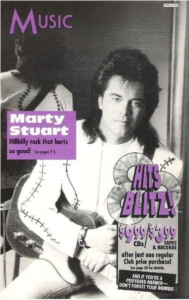 Stuart, Marty / Music / Columbia House | Catalog (1992)