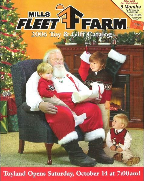Mills Fleet Farm / 2006 Toy + Gift Catalog | Catalog (2006)