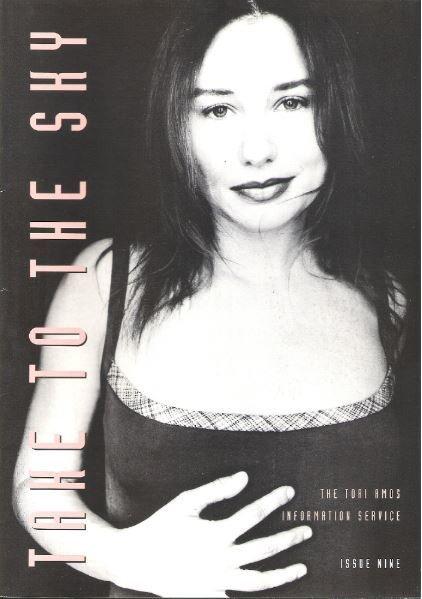 Amos, Tori / Take to the Sky - Issue Nine | Fan Club Magazine (1996) / UK