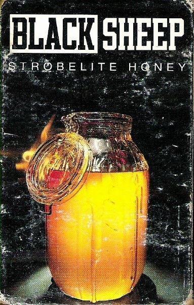 Black Sheep / Strobelite Honey / Mercury 866-868-4 | Cassette Single (1992)