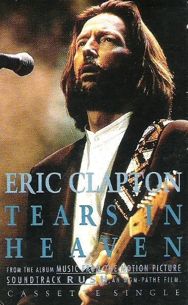 Clapton, Eric / Tears in Heaven / Reprise 4-19038 | Cassette Single (1992)