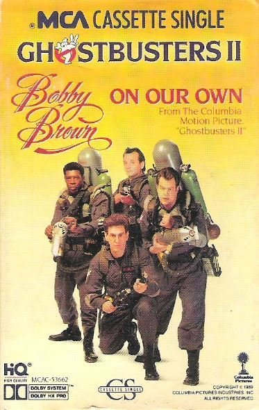 Brown, Bobby / On Our Own / MCA MCAC-53662 | Cassette Single (1989)