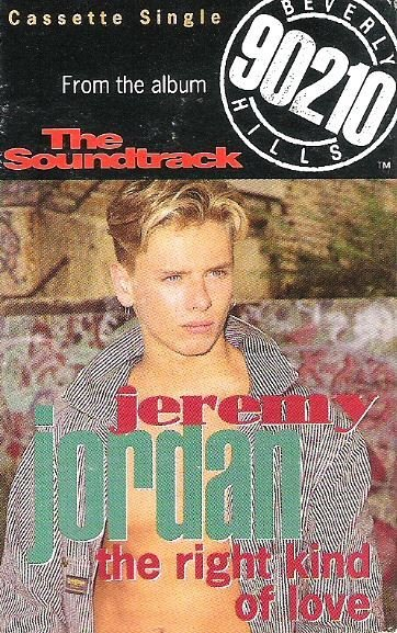 Jordan, Jeremy / The Right Kind of Love / Giant 4-18718 | Cassette Single (1992)
