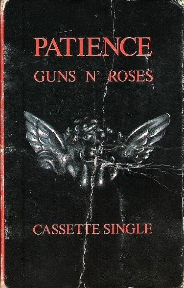 Guns N' Roses / Patience / Geffen 4-22996 | Cassette Single (1989)